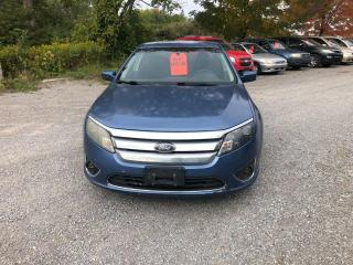 Used 2010 Ford Fusion SEL for sale in Whitby, ON