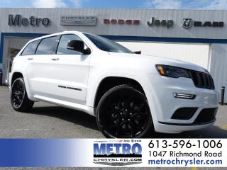 New 2021 Jeep Grand Cherokee Limited X for sale in Ottawa, ON