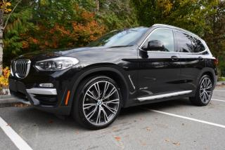 Used 2018 BMW X3 xDrive30i PREMIUM PACKAGE ENHANCED for sale in Vancouver, BC