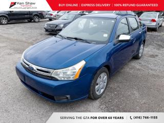 Used 2009 Ford Focus for sale in Toronto, ON