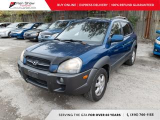 Used 2005 Hyundai Tucson for sale in Toronto, ON