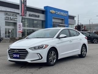 Used 2018 Hyundai Elantra GL/BLUETOOTH/REAR CAMERA/VERY CLEAN/ for sale in Brampton, ON