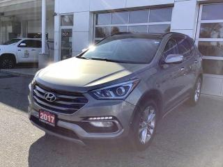 Used 2017 Hyundai Santa Fe Sport AWD 4DR 2.0T LIMITED for sale in North Bay, ON