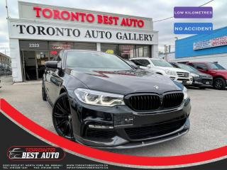 Used 2017 BMW 5 Series 4dr Sdn 540i xDrive AWD for sale in Toronto, ON