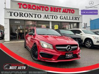Used 2016 Mercedes-Benz CLA-Class CLA45 AMG 4dr Sdn AMG CLA45 4MATIC for sale in Toronto, ON