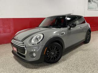 Used 2015 MINI 3 Door CLEAN CARFAX|XENON's PANO-ROOF 6 SPEED MANUAL for sale in North York, ON