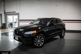 Used 2018 Jaguar F-PACE AWD PRESTIGE 3.0T I NO ACCIDENTS I NAVIGATION I PANOROOF for sale in Mississauga, ON