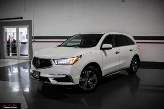 Used 2017 Acura MDX AWD I NO ACCIDENTS I REAR CAMERA I SUNROOF I LEATHER for sale in Mississauga, ON