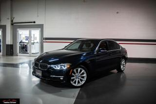 Used 2017 BMW 3 Series 330I XDRIVE I NAVIGATION I REAR CAMERA I SUNROOF I LEATHER for sale in Mississauga, ON