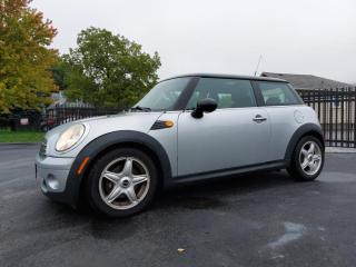 Used 2010 MINI Cooper 2dr Cpe for sale in Stoney Creek, ON