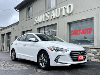 Used 2018 Hyundai Elantra SEL/Value Edition/Limited for sale in Hamilton, ON