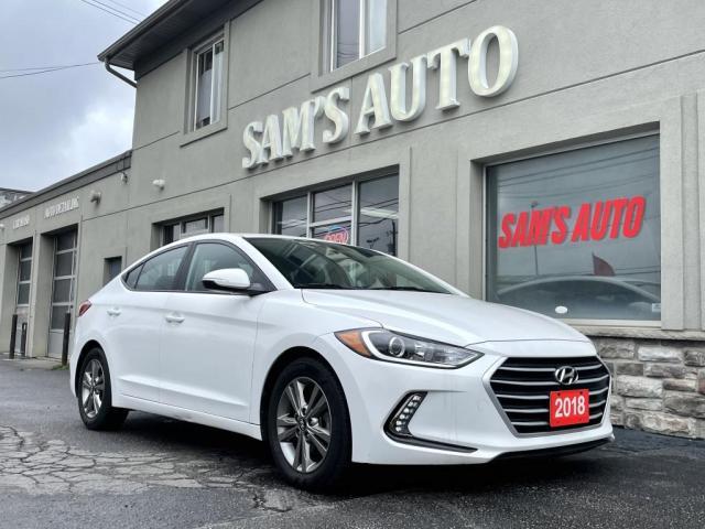 2018 Hyundai Elantra SEL/Value Edition/Limited