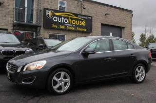 Used 2012 Volvo S60 Leather Seats /Sunroof /Premium Sound System /T5 Level for sale in Newmarket, ON