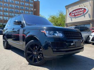 Used 2016 Land Rover Range Rover TD6 HSE VOUGE | NAVI | CAM |  DIESEL | FULL SIZE | for sale in Scarborough, ON