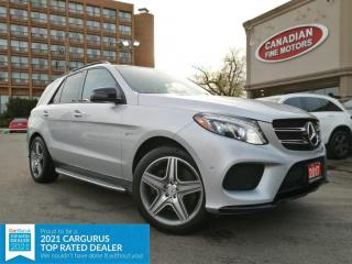 Used 2017 Mercedes-Benz GL-Class GLE43 AMG AMG GLE43 I NIGHT PKG I 21 INCH WHEELS I PANO I NAVI I CAM for sale in Scarborough, ON