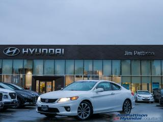 Used 2013 Honda Accord EX-L-NAVI V6 (A6) , Local for sale in Port Coquitlam, BC