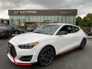 New 2022 Hyundai Veloster N for sale in Port Coquitlam, BC