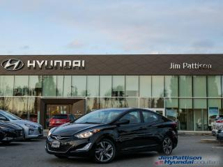 Used 2016 Hyundai Elantra GLS, 1 Owner and Local for sale in Port Coquitlam, BC