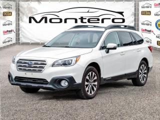 Used 2017 Subaru Outback Wgn CVT 3.6R for sale in North York, ON