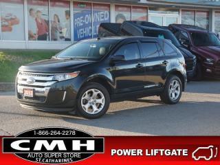 Used 2013 Ford Edge SEL  NAV ROOF HTD-SEATS P/GATE REM-START 18-AL for sale in St. Catharines, ON