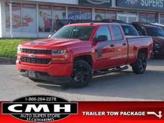 Used 2018 Chevrolet Silverado 1500 Custom for sale in St. Catharines, ON