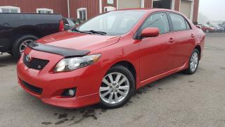 Used 2009 Toyota Corolla Base 4-Speed AT for sale in Dunnville, ON
