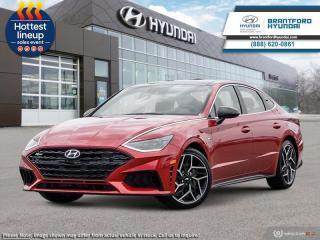 Used 2021 Hyundai Sonata 2.5T N Line  - $228 B/W for sale in Brantford, ON