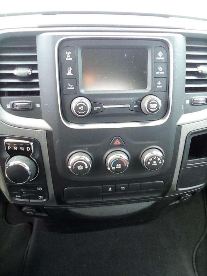 2019 RAM 1500 Tradesman Quad Cab 4WD