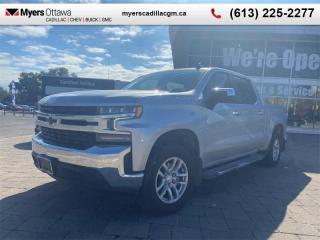 Used 2021 Chevrolet Silverado 1500 LT  LT, CREW CAB, 3.0 DIESEL, TRUE NORTH EDITION for sale in Ottawa, ON