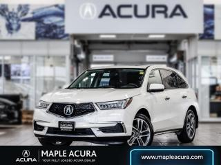 Used 2017 Acura MDX Navigation Package for sale in Maple, ON