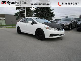 Used 2014 Honda Civic Sedan LX  SOLD AS IS for sale in Ottawa, ON