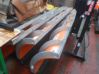 Used 2020 ARCTIC Snowplow Blades 3 units sold all together for sale in Burnaby, BC