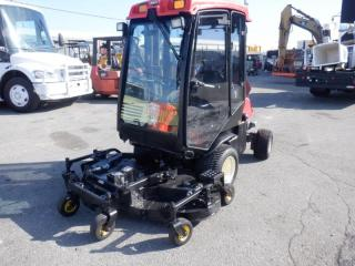 Used 2012 KUBOTA F3680 Riding Lawn Mower Diesel for sale in Burnaby, BC