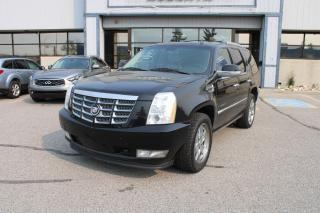 Used 2009 Cadillac Escalade AWD for sale in Calgary, AB