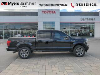 Used 2018 Ford F-150 Lariat  - Leather Seats -  Cooled Seats - $324 B/W for sale in Ottawa, ON