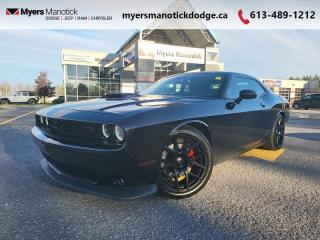 Used 2015 Dodge Challenger R/T SHAKER  6Speed TREMEC, Loaded, Clean for sale in Ottawa, ON