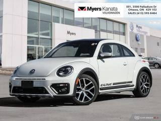 Used 2018 Volkswagen Beetle Dune  - Navigation -  Sunroof for sale in Kanata, ON