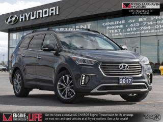 Used 2017 Hyundai Santa Fe XL Premium  - Leather Seats - $167 B/W for sale in Nepean, ON