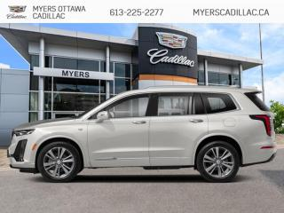 Used 2022 Cadillac XT6 - Leather Seats - Sunroof for sale in Ottawa, ON