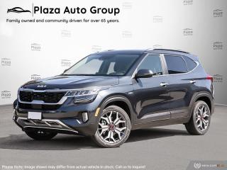 New 2022 Kia Seltos SX Turbo for sale in Orillia, ON