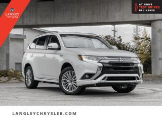 Used 2019 Mitsubishi Outlander Phev SE S-AWC  - Low Mileage for sale in Surrey, BC