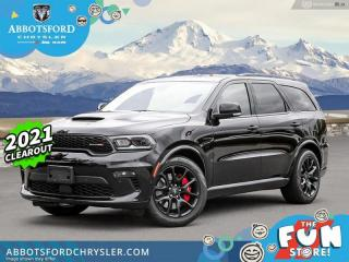 New 2021 Dodge Durango R/T  - HEMI V8 - $518 B/W for sale in Abbotsford, BC