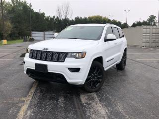 Used 2020 Jeep Grand Cherokee 4WD for sale in Cayuga, ON