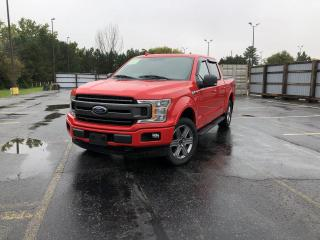 Used 2018 Ford F-150 XLT FX4 Crew 4WD for sale in Cayuga, ON