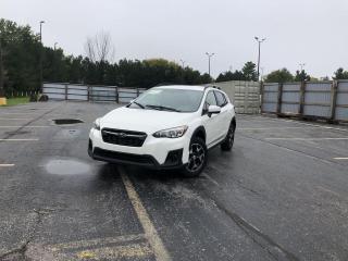 Used 2018 Subaru XV Crosstrek CONVENIENCE AWD for sale in Cayuga, ON