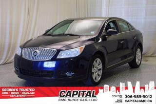 Used 2011 Buick LaCrosse CXL AWD*LEATHER* for sale in Regina, SK