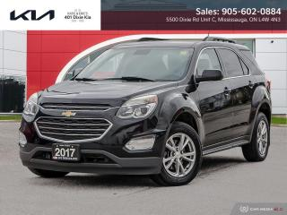Used 2017 Chevrolet Equinox LT AWD // NO ACCIDENTS // CLEAN for sale in Mississauga, ON