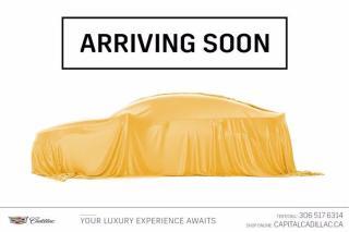New 2021 Cadillac XT4 AWD Sport for sale in Regina, SK