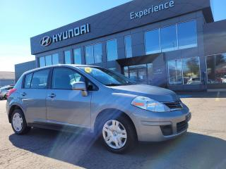 Used 2012 Nissan Versa S for sale in Charlottetown, PE