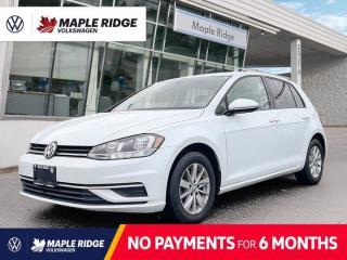 Used 2018 Volkswagen Golf TRENDLINE 1.8 TSI AUTO for sale in Maple Ridge, BC